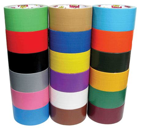 duct colors best types of and their uses in different