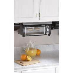 spacemaker the cabinet 4 slice toaster oven at