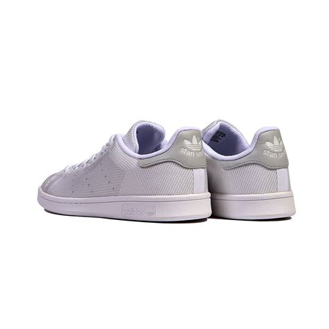 adidas originals stan smith light grey running white s shoes b24711 ebay