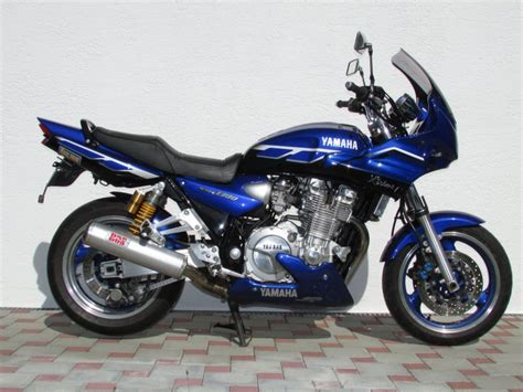 Motorrad Verkleidung Italien by Yamaha Xjr 1300 Rp02 Xjr 1200 4pu Halbschalen Verkleidung