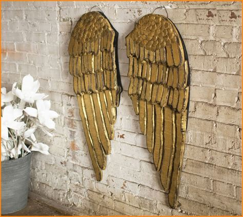 Gold Wings Wall Decor by Wall Decor Amazing Gold Wings Wall Decor Gold