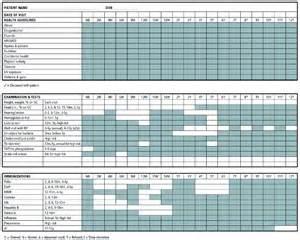 Nursing Flow Sheet Template Pdf by Improving Patient Care Implementing Preventive Care Flow