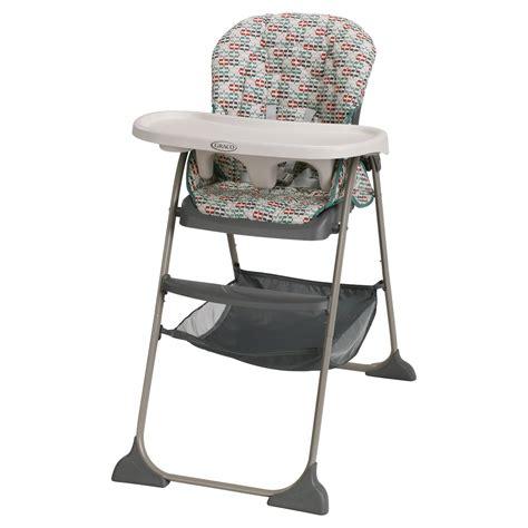 Graco High Chair by Graco 174 Slim Snacker High Chair Ebay