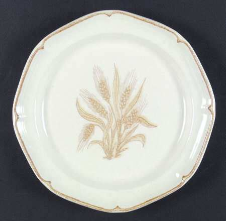 yellow wheat pattern dishes shenandoah golden wheat at replacements ltd