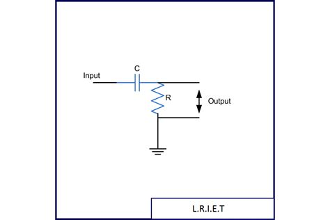 high pass filter nptel circuit designing lriet clubs