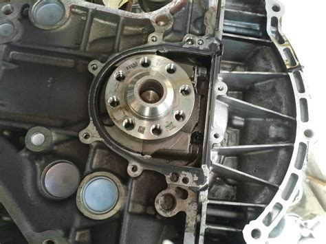 1993 volkswagen cabriolet front main seal replacement vwvortex com quick rear main seal help