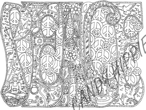coloring pages for adults peace free coloring pages of peace signs letters