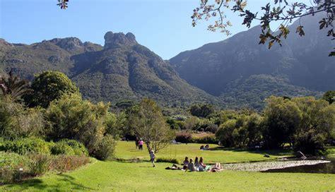 kirstenbosch botanical gardens indigenous plants south africa s 9 national botanical gardens travelground