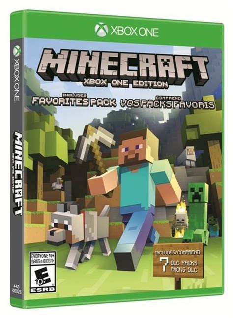 Minecraft Favorites Pack (US Import Xbox One) Video