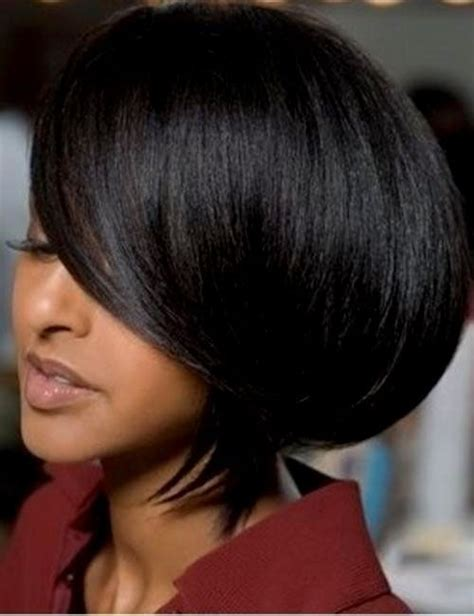 Black Hairstyles Cut In A Bob | groovy short bob hairstyles for black women styles weekly