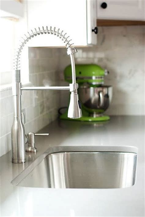 kitchen sink and faucet ideas 25 best ideas about kitchen sink faucets on pinterest