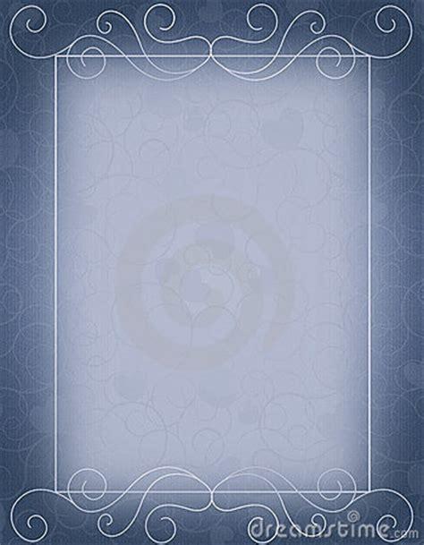 Wedding Invitation Template Royalty Free Stock Photo Image 16186015 Blank Invitation Cards Templates Blue