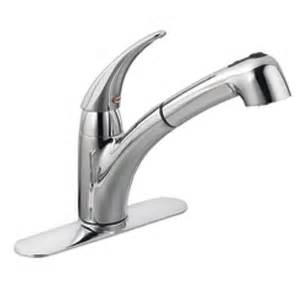 Moen Kitchen Faucet Handle Repair by Moen Single Handle Faucet Repair Faucets Reviews