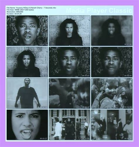 seven seconds testo youssou n dour neneh cherry 7 seconds su duets