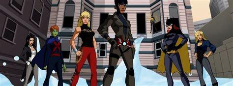 imagenes de la justicia joven imagen las chicas del equipo jpg justicia joven wiki