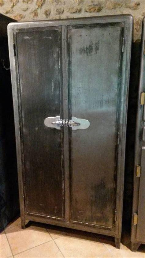 peindre armoire metallique vieux vestiaire metallique simple les meilleures ides de