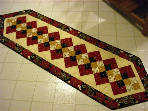 free table runner patterns free table runner pattern patterns gallery
