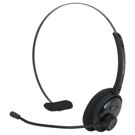 Headset Bluetooth Mono logilink produkt bluetooth mono headset 19 04 2018