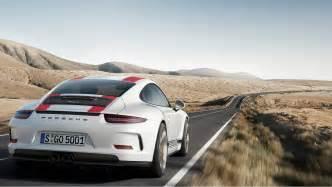 Porsche Of The Autosalon Genf Der Neue Porsche 911 R