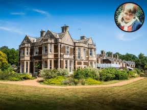 haus diana princess diana s childhood home is now a hotel for