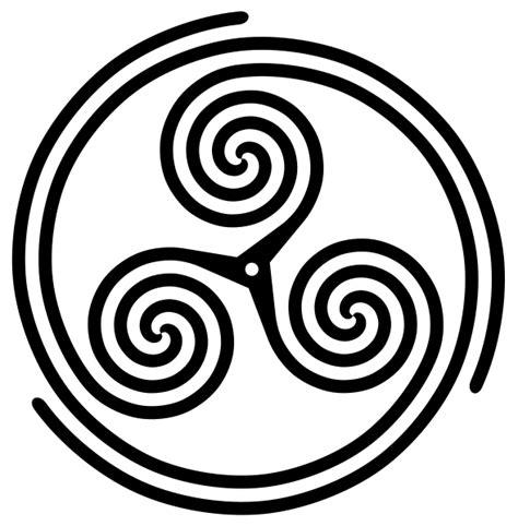 file triskelion spiral threespoked inspiral svg