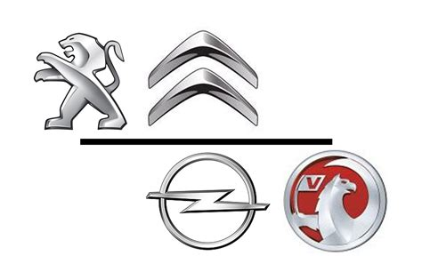 vauxhall logo it s official peugeot citroen buys vauxhall opel for 1 3