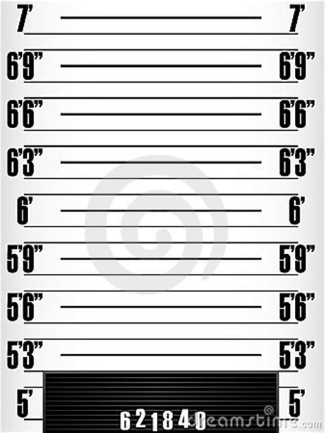 mugshot card template mugshot royalty free stock images image 15185529