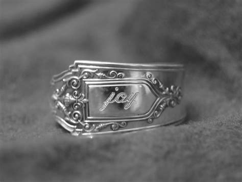 how to make a sterling silver spoon ring infobarrel