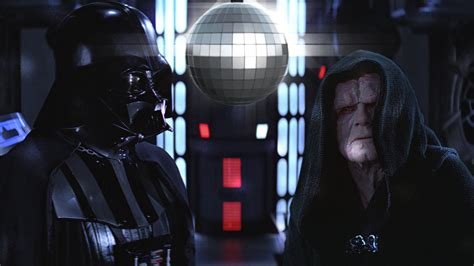 darth vader and darth vader and emperor palpatine compete in an