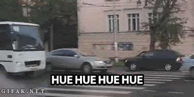 Hue Meme - huehuehue bus collegehumor post