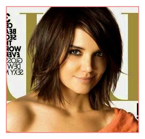 Awesome Hairstyles short bob hairstyles katie holmes