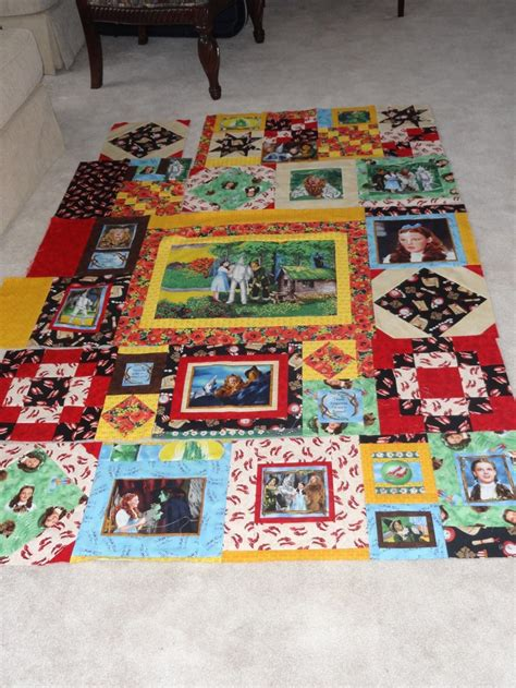 Wizard Of Oz Quilt Pattern by 17 Best Images About Quilts Wizard Of Oz On