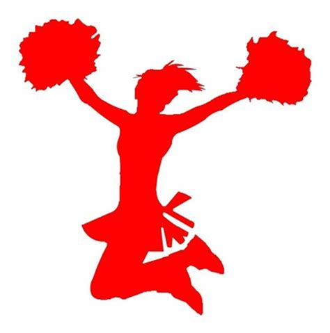 cheerleading clipart clipart cheer pencil and in color clipart cheer