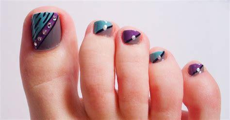 imagenes de uñas bonitas para los pies 94 u 241 as decoradas animal print multiples dise 241 os y colores