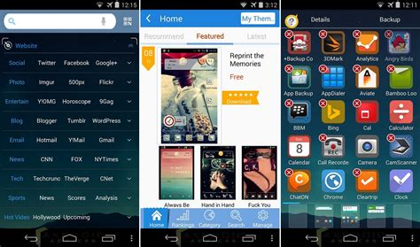 themes mobo launcher mobo live highly customizable app launcher with widgets