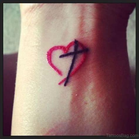 tattoo red cross 60 phenomenal cross tattoos on wrist