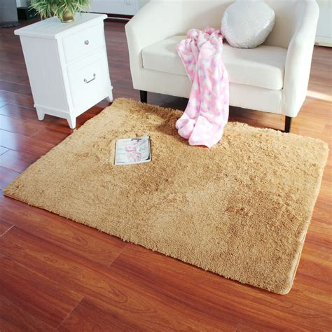 shaggy rugs for bedroom round fluffy rug anti skid shaggy dining room bedroom
