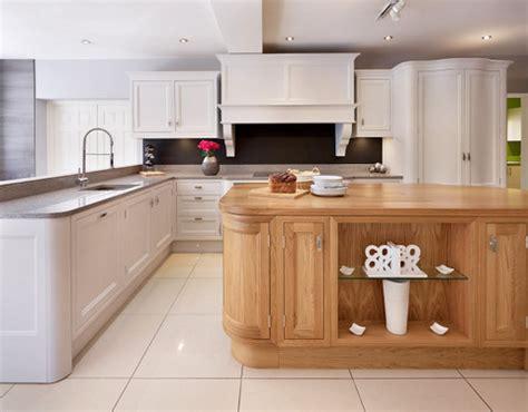 ex display kitchen island ex display inframe grey steel and oak kitchen island