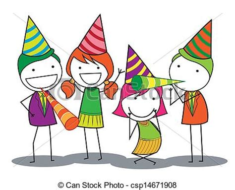 How To Find Peoples Birthdays On Birthday Vector Clipart Search Illustration Drawings And Eps Graphics