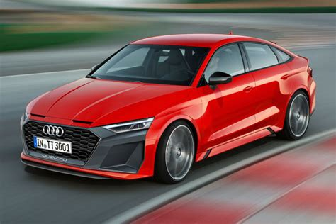 Audi Tt 2020 4 Door by Audi Tt Nachfolger 2020 Autobild De