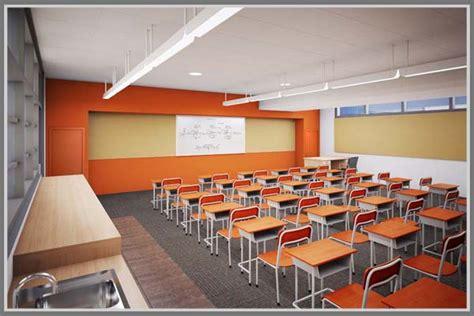 tata ruang kelas yang menyenangkan ruang kelas dengan desain yang nyaman