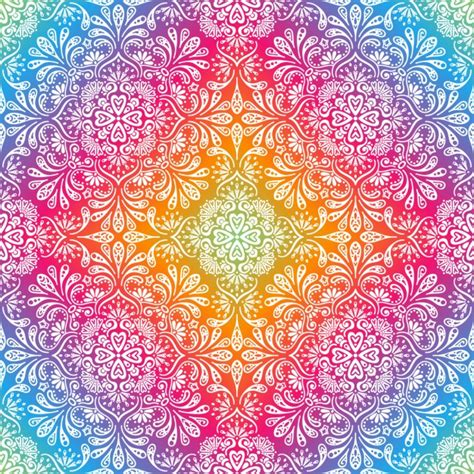 colorful mandala wallpaper pattren boho sem emenda com mandalas wallpaper mandala