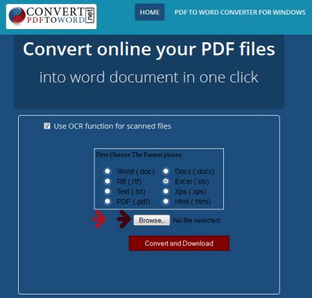 convert pdf to word free cnet convert scanned pdf to word cnet