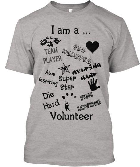 Volunteer T Shirts Design Ideas the world s catalog of ideas