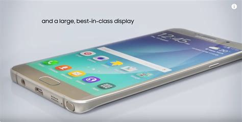 Samsung Galaxy Note 4 Devices Gets Android 6 0 Marshmallow Find Out Which Ones Neurogadget Samsung Galaxy Note 5 S6 Edge Plus S6 Edge And S6 To Get
