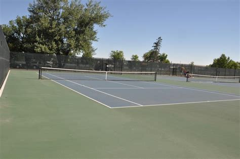 Great Falls Court Records Tennis Courts City Of Great Falls Montana