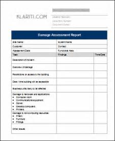 disaster recovery templates 32 page ms word 12 excel