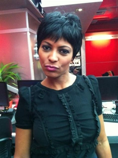 tamron hall haircut tamron hall short hair styles pinterest