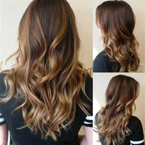balayage hair color technique ombre hair technique trendy balayage hair color vs ombre