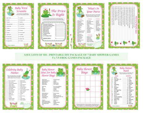 Pets I My Baby Buggystroller Board Book frog baby shower printable frog baby diy frog
